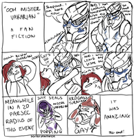 Oh Mister Vakarian by Lycisca