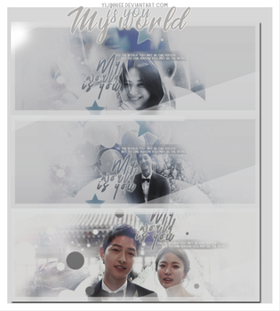 SONG-SONG Couple _ 110117 by Yijinniee