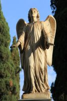 Pula cemetery Stock 16 by Malleni-Stock