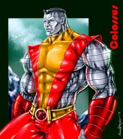 Colossus-The Mighty by Grapiqkad