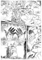 TMNT The Other Beginning Page 5 by chochi