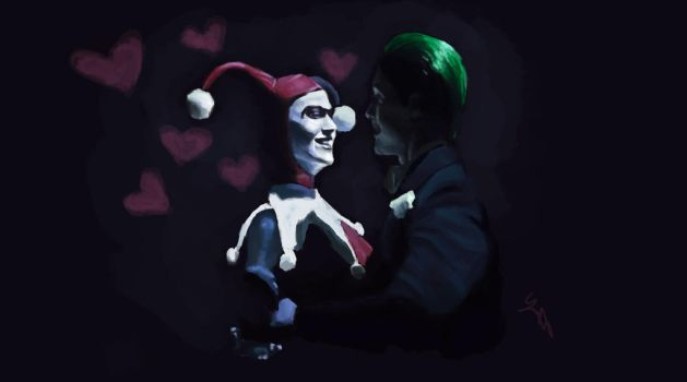 Mad in love by LiviaWeasley