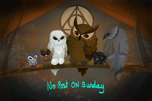 No Post on Sunday by LimeDumplr