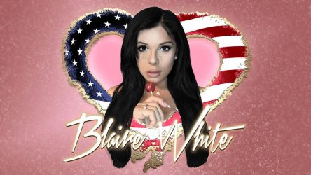 Blaire White Intro Commission by brentcherry