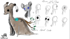 Phantoms Sketches by JB-Pawstep