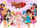 HuniePop: Cover by Ninamo-chan