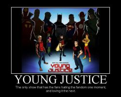 Young Justice by TheLastFlyingGrayson