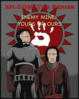 Enemy Mine, Yours, or Ours by Alex-Claw