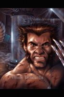 Wolverine weapon X by VinRoc