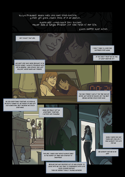 :: DESOLATION :: Page 1 by BleedingHeartworks