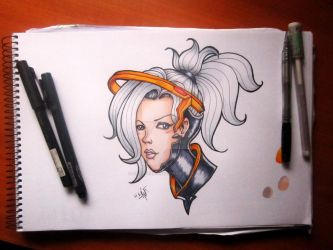 Mercy by CristianHane