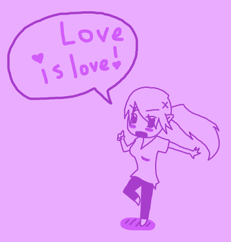 Love Is Love by Suzaka-Flare