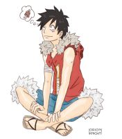 MD. Luffy by OCdistrict