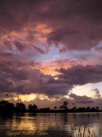 Stormy Saturday Dawning 2 by peterkopher