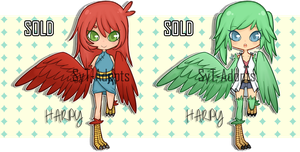 Harpy Adopts: Closed! by SyT-Adopts