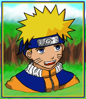 Naruto by MillyT