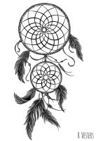 Dream catcher by reneevesters