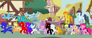 Come on Everypony! by Spitfire-SOS