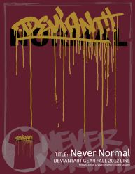 Never Normal by draweverywhere