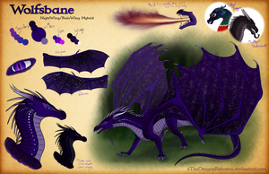 Wolfsbane Reference Sheet by xTheDragonRebornx
