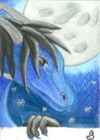ACEO for Exiiinka by Syndraia