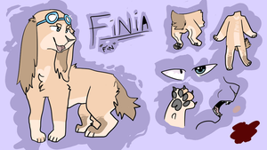 Finia Ref by 0reocat