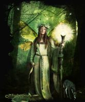 The Faery Queen by FairieGoodMother