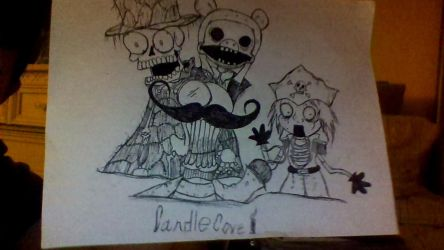 Welcome to Candle Cove by CreepypastaMouse1971