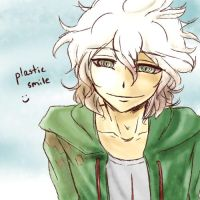 (DR) Komaeda by Hopelo