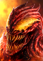 Ultimate Carnage by junkome