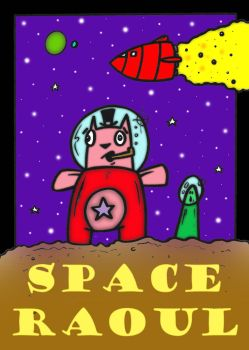 Space Raoul by mikedaws