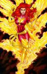Dark Phoenix by WeijiC