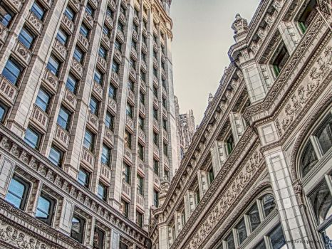Chicago Loop from 2007 HDR by rimete