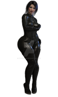 Catwoman Front by thunderrr