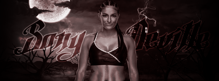 Sonya Deville Facebook Cover Photo Version 2 by ChrisNeville85