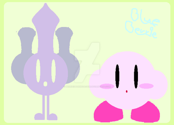 Tuner and Kirby by BerrieIsBannedAgain