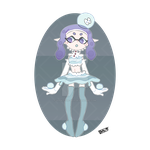 Jello Squid [adopted]by: https://www.deviantart.co by Socky-the-Devi