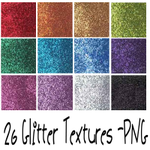 Glitter Textures by mandy71480