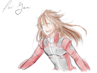 Appreciation Day: Pilot Profile for Jami by ARHDian