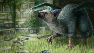Trico (The last guardian) by VigourDragon