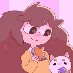 Bee and Puppycat by Winterter