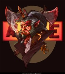 Axe by JexicaL