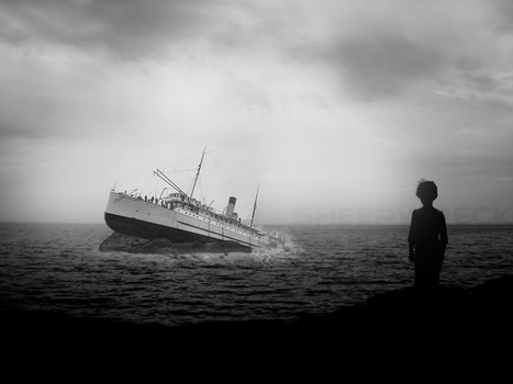 Shipwreck... by Ory-arts