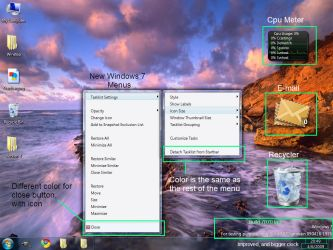 Win 7 for winstep v.4 preview by CeIIular
