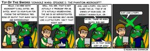 The Phantom Microsoft by tipofthesword