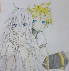 IA and Len by Aria-project