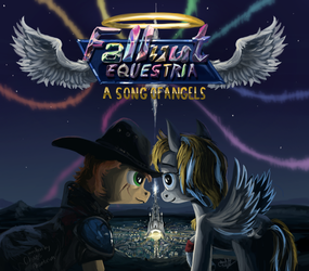 [Commission] Fallout Equestria: A Song of Angels by turbopower1000