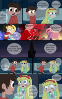 Page 2 What are we? Starco fan comic by BakaJager