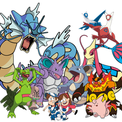 Mabel and Dipper's Teams by DispoableButtons