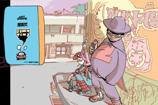 DOWN TIME by royalboiler